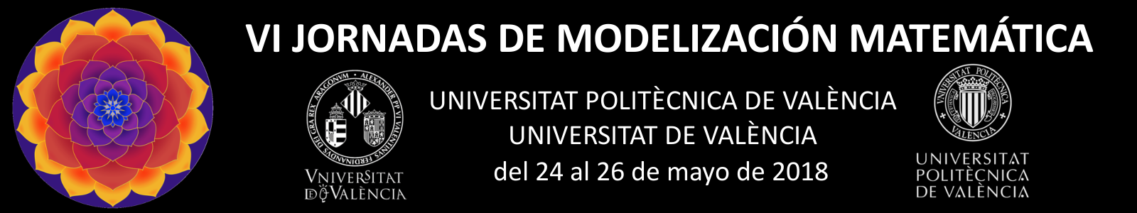 VI Jornadas de Modelización Matemática